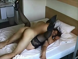 my friend fucks my real aunty