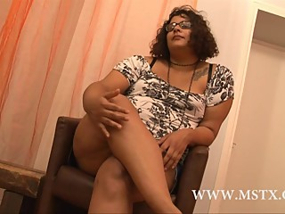Lalita BBW METISSE son casting