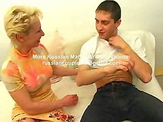 Russian mom Victoria with Rudolf - .COM